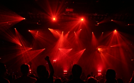 Collective Soul – Concert Lighting 2012