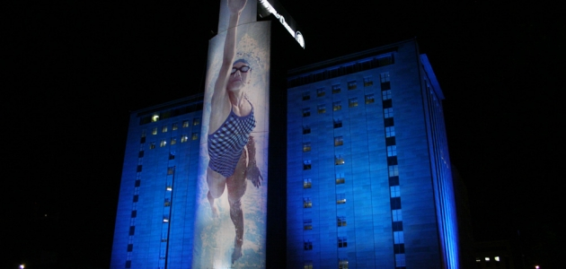 Mutual of Omaha – Event Lighting 2013