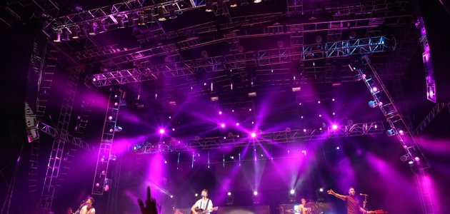 Lifelight – Concert Lighting 2015
