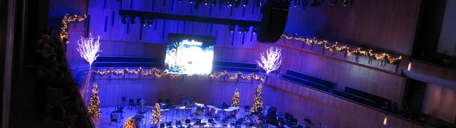 Air Force Heartland Band – Theatrical Lighting 2014
