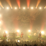Tenth Avenue North - Concert Lighting 2013