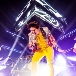 Family Force 5 - Concert Lighting 2015