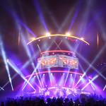 Family Force 5 - Concert Lighting 2015
